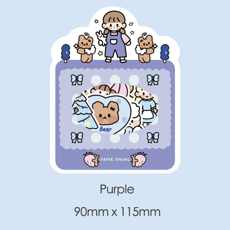 Meigold 1 St/ück Papiertuchhalter Anti-Drop Creative Cartoon Animal Cute Tissue Box New Vertical Servietten Towel Box for House Restaurant Hotel gelb